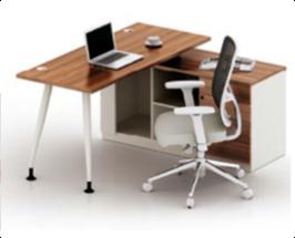 Mercury Office Desk FOHRAS17