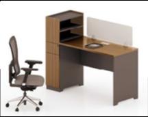 Mercury Office Desk FOHRAS15