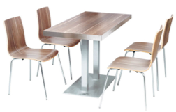 Mercury Canteen Table FOHBC45