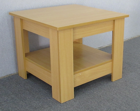 London Coffee Table Two Tier Small