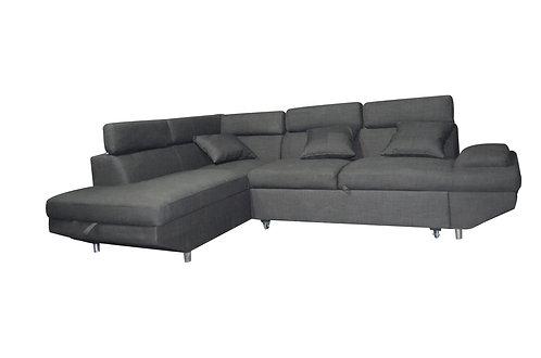 Cary Executive L-Shape Sofa