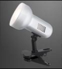 New Mexico Short Clip Lamp