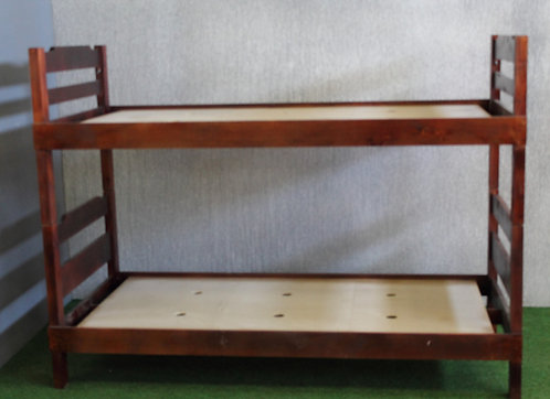 92 cm Pine Double bunk – Solid from N$2,050.00
