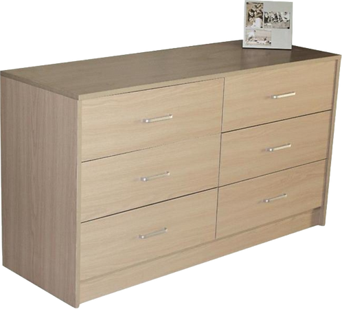 London Chest of 3 X 3 Drawers