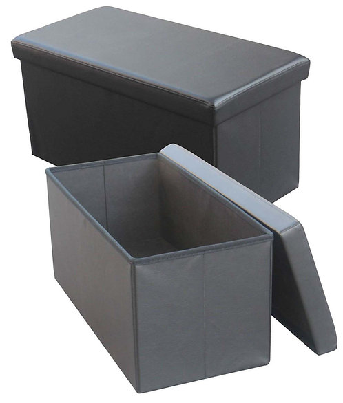Ottoman Folding Storage 76cm