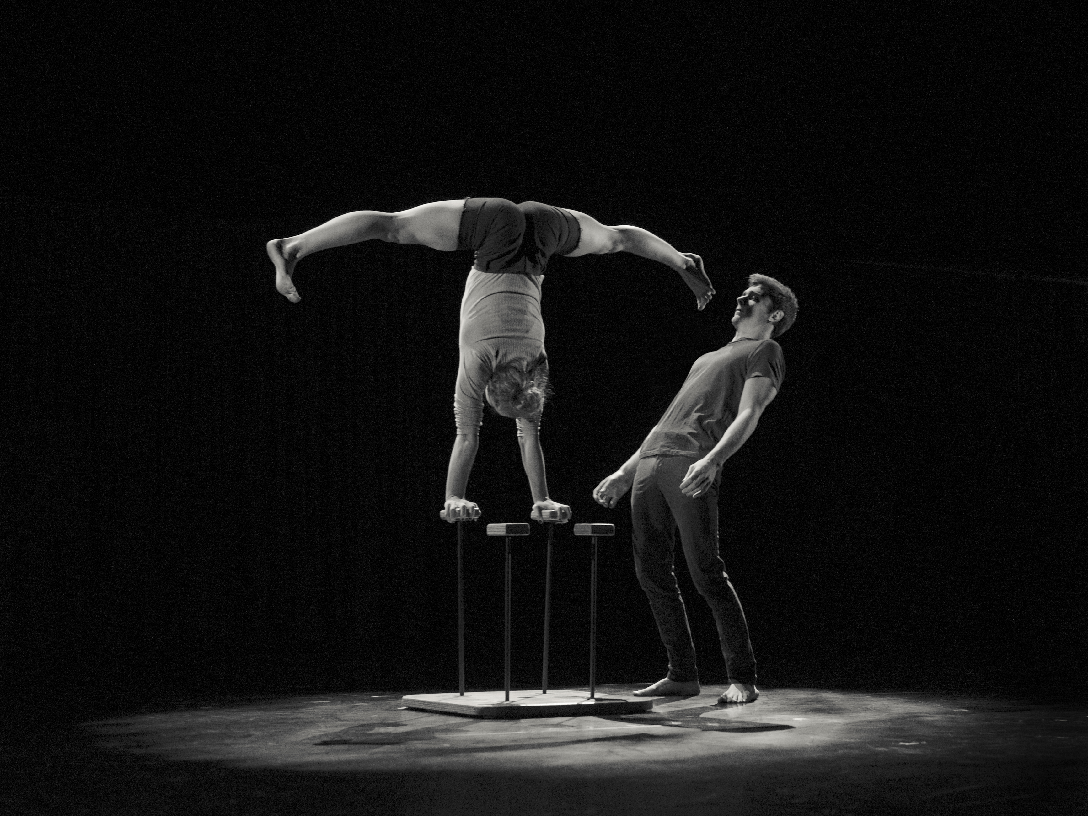 Daniel Liddiard and Rhiannon Cave-Wa
