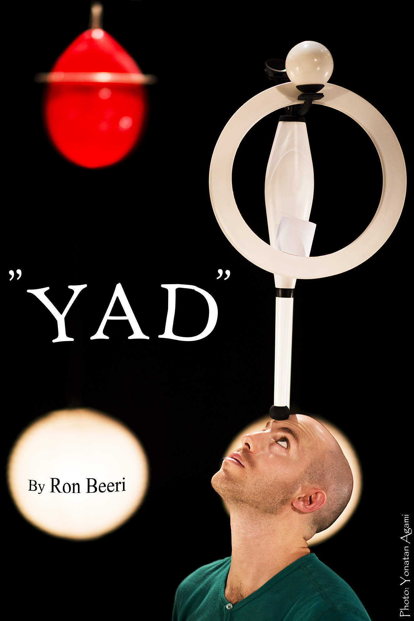 Ron Beeri YAD poster