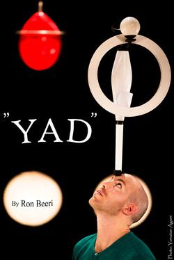 Ron Beeri YAD poster