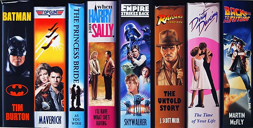 Movies from the 80's