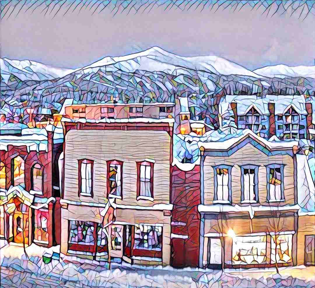 Historic Breckenridge, Colorado
