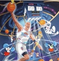 Atlas Galleries_Space Jam_Michael Jordan