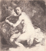 Diana at the Bath