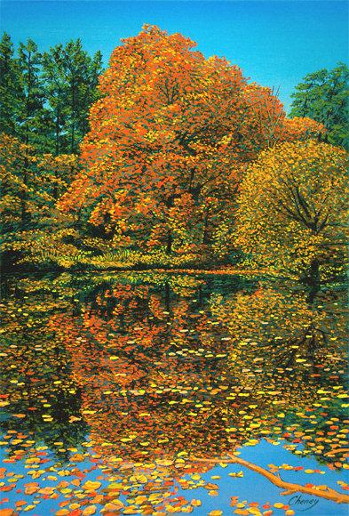 Arboretum Autumn Impression