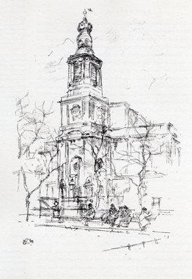 St. Anne's Soho