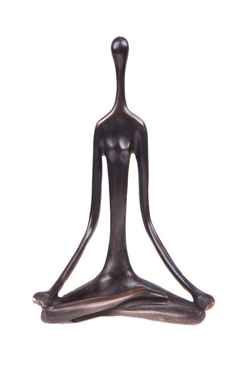 Yoga Figure - Female (mini)