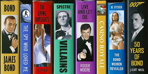 50 Years of Bond