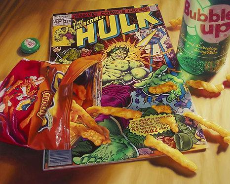 Cheetos Hulk