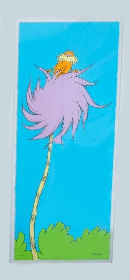 Earth Friendly Lorax (Lavender)