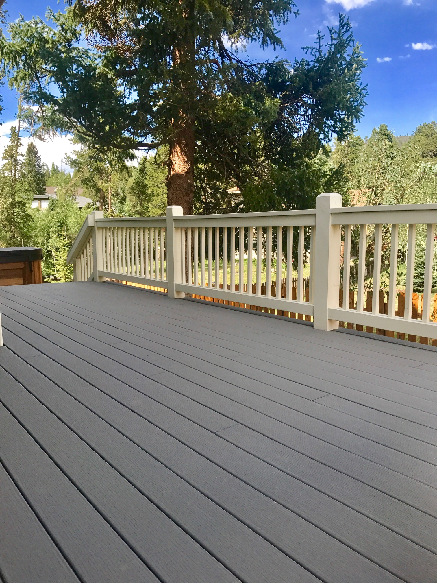 Epic East - Large Private Deck