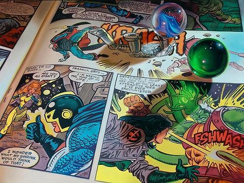 Marbles & Comics
