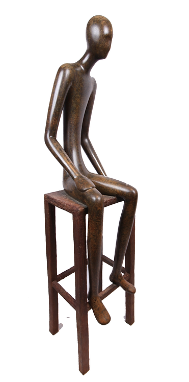 Dani (Man on Chair)