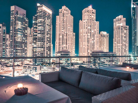 Must have Lounge experiences in Dubai