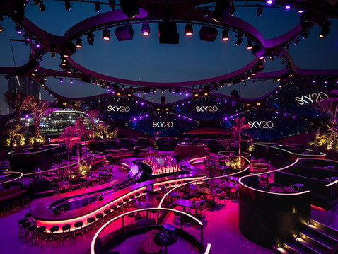 A guide to the best nightclubs in Dubai