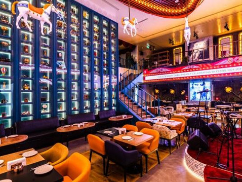 Lounges, gardens & bars in Dubai reopen