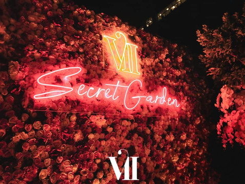 Experience the ultimate Soul Therapy - every Wednesday at the Secret Garden at Vii!