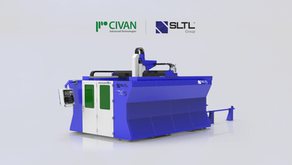 First 3D Dynamic Beam Laser cutting and welding machine