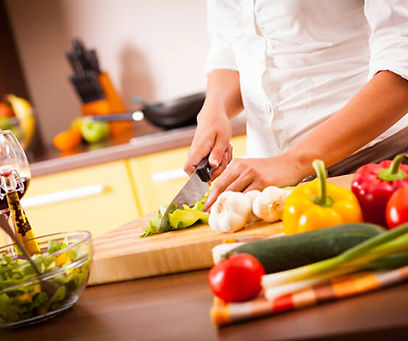 hire a chef at home