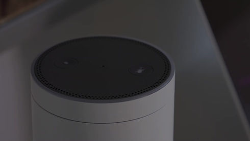 Video of Alexa working with Dustbin