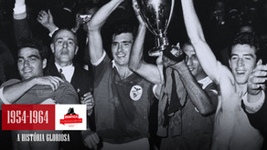 A História Gloriosa - #6 Os títulos europeus, Eusébio e Simões | 1954-1964