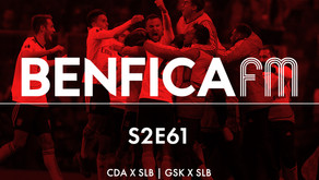 Benfica FM Podcast #61 - Aves e Galatasaray