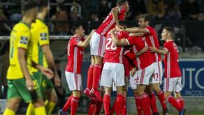 Rescaldo Paços de Ferreira x Benfica (0-2)