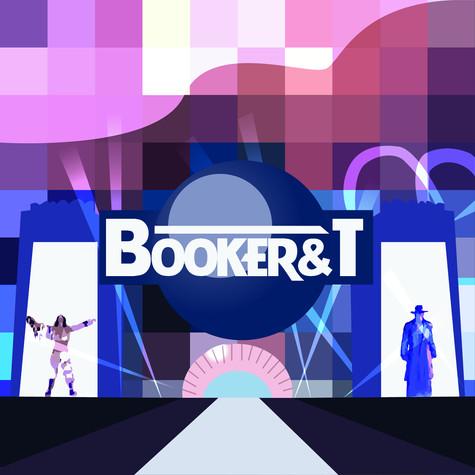 Booker & T Logo