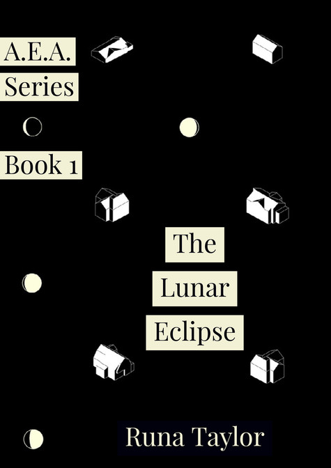 The Lunar Eclipse by Runa Taylor