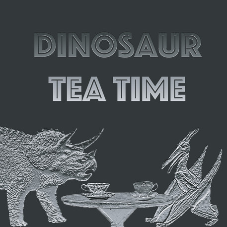 Dinosaur Tea Time
