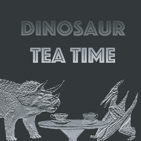 Dinosaur Tea Time