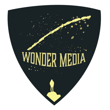 Wonder Media Logo - Duotone