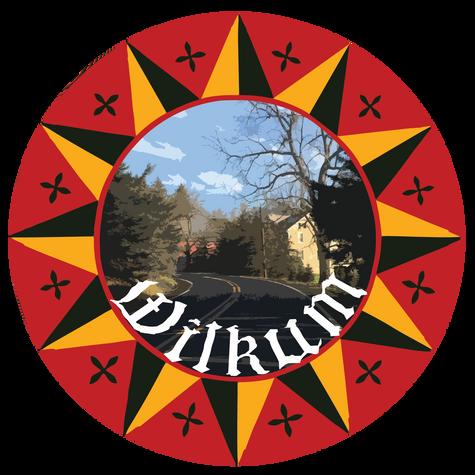 Hometown Logo — Transparent