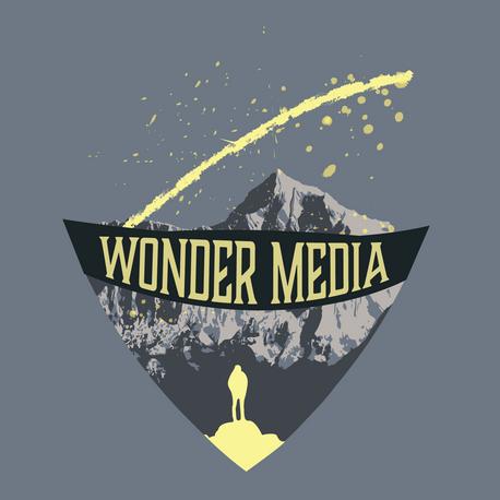 Wonder Media Logo - Everest