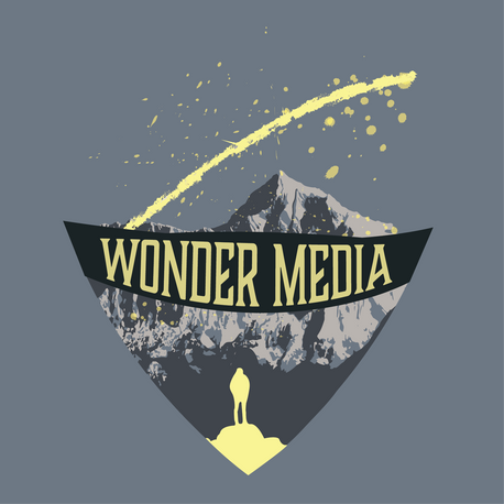 Wonder Media Logo - Everest