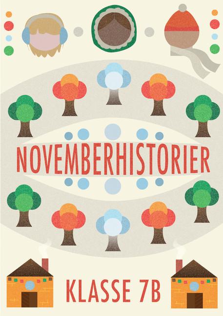 Novemberhistorier by Klasse 7B