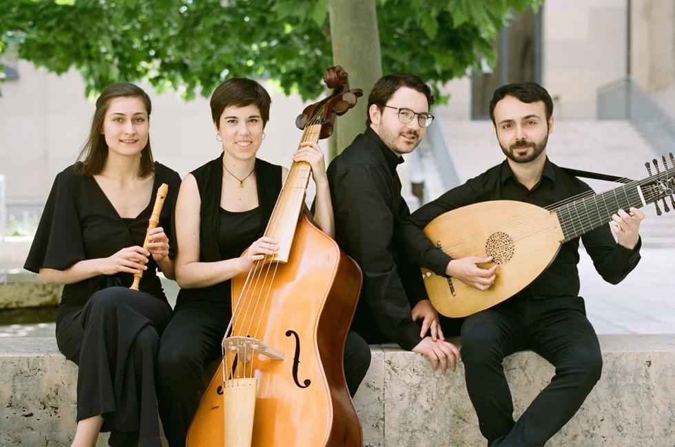 Ensemble Caladrius - Jardí a Munic - ©