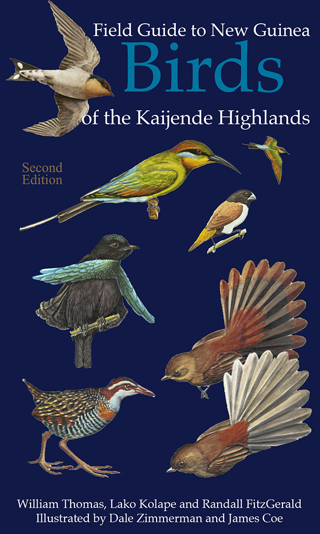 Kaijende Front Cover