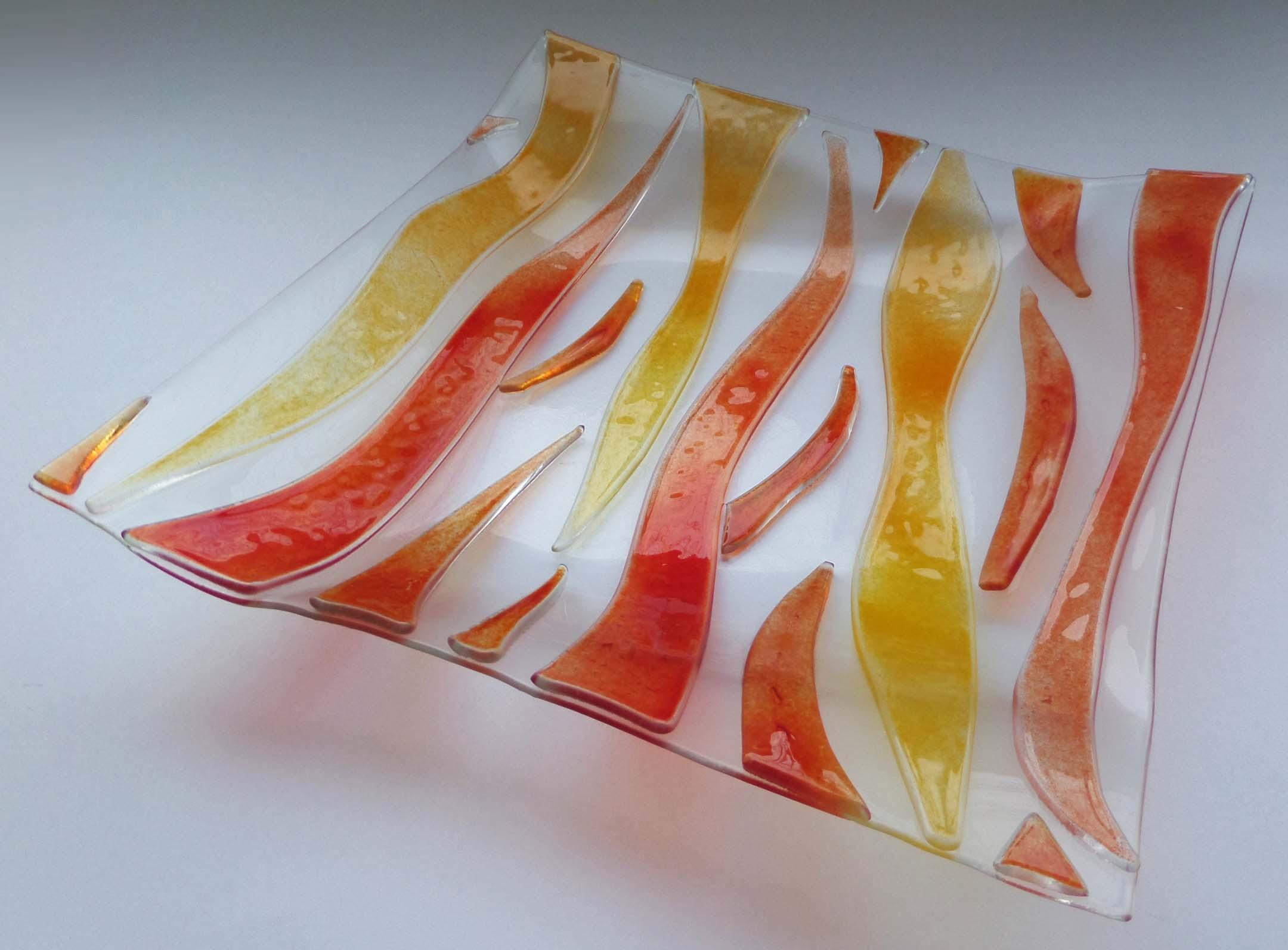 FIRE platter