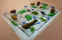 retangular quilt plate