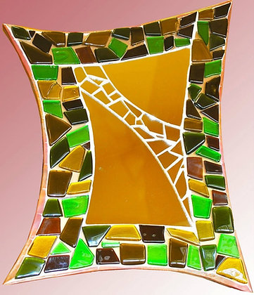 MIRROR 16X20 inches SQUEEZE SHAPE