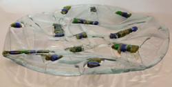 round quilt plate